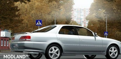 Toyota Cresta 2.5 Exceed X100 2000 [1.5.9], 3 photo